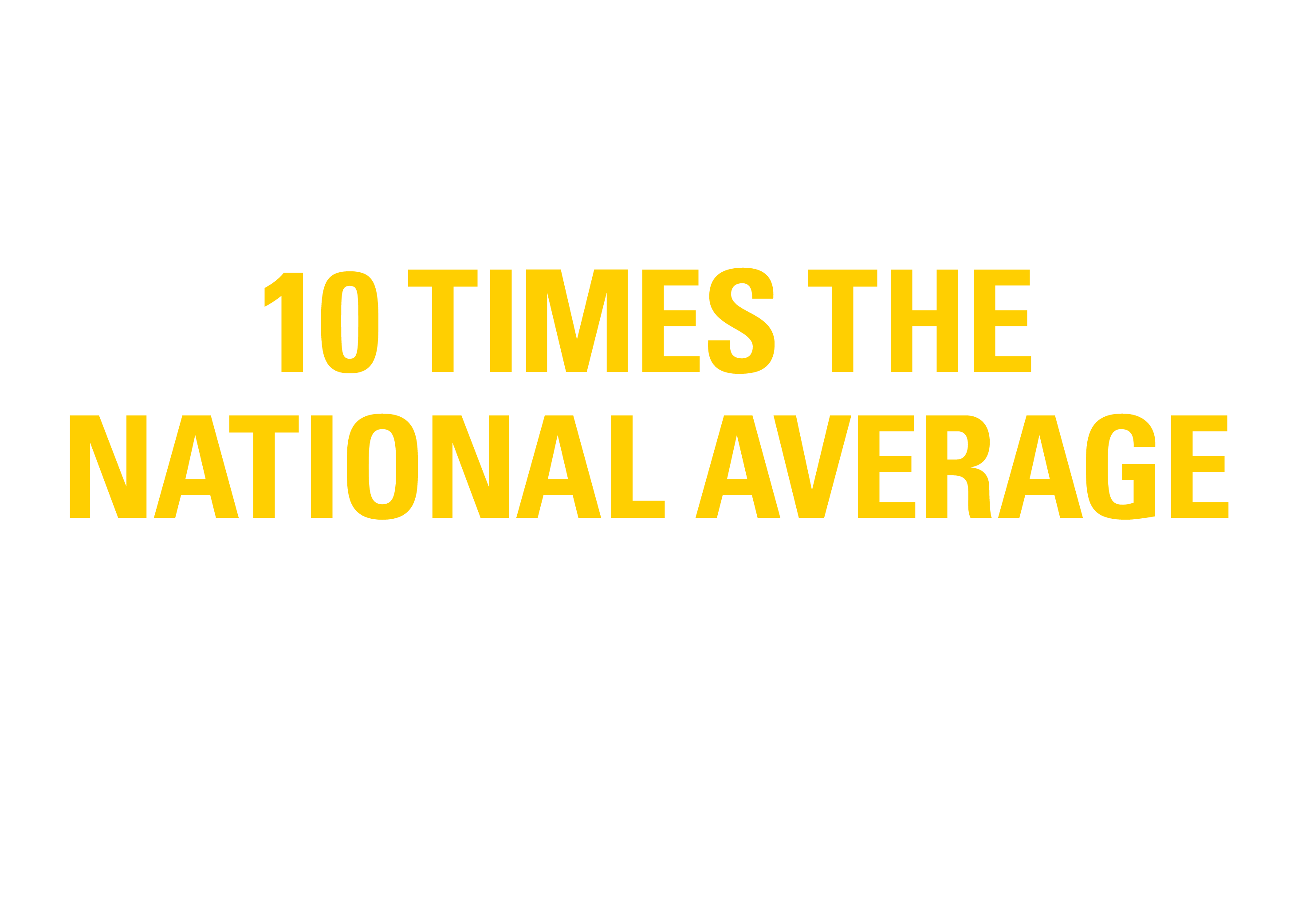 DDS Program has 10 Times the National Average of Graduates Working in Community Dental Centers