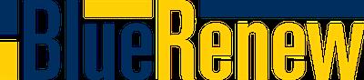 blue renew logo